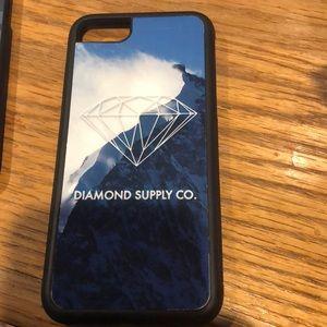 Diamond supply iPhone case
